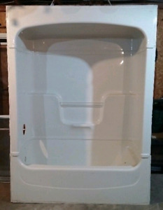 3 piece tub shower unit