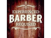 BARBER WANTED!