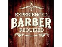 BARBER REQUIRED IN East Ham AREA (Barking Road)