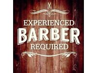 Part Time Experienced Barber Required