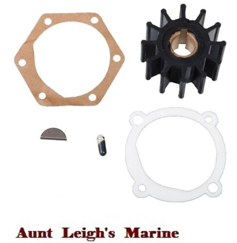 Water Pump Impeller Kit for Volvo Penta Stern Drive 18-3075 Replaces 875575