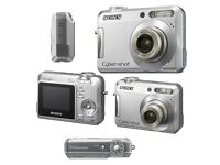 Wanted - SONY cybershot DSC -S650 digital camera