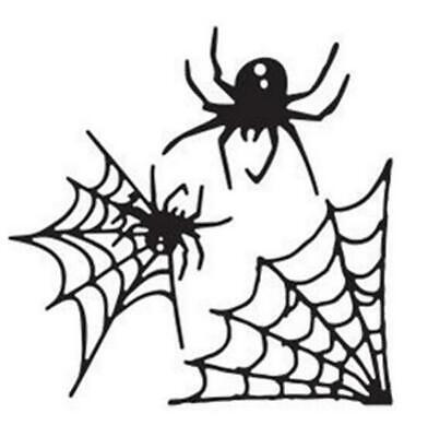 Halloween Spider Web Stencil (Spider web Metal Cutting Dies Stencils DIY Scrapbooking photo Halloween Mold)