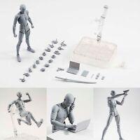 Figura Corpo Uomo 15 Cm- Body Kun Figure Gray 6, Box -  - ebay.it