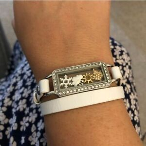 Triple wrap bracelet from Origami Owl in rose gold! No locket, add ... | 300x300