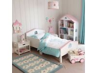 Great Little Trading Company Toddler Bed and Mattress