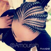 AFRICAN BRAIDS IN BRAMPTON FROM $ 20 TO $100