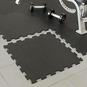 Rubberized Gym Tile - Brand New - Only $9.95/2.7 sq. ft!