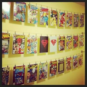 Looking for comic books, trade paperbacks and graphic novels