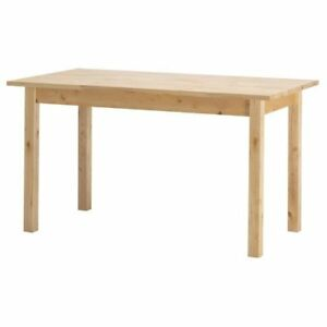 Table Ikea boulot massif!