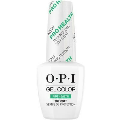 OPI Gel Color - Pro Health Top Coat - 0.5 fl oz #GC040