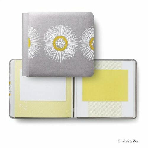 Creative Memories Ahni & Zoe Fast to Fab Sunny Side Up album 8x8 page protectors