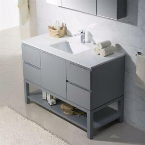 "48"" Modern Bathroom Vanity- LOW PRICE"