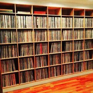 J'achète des collections de disque vinyle 33 tours des années 19