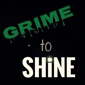 GRIME TO SHINE- New Cleaning Company!