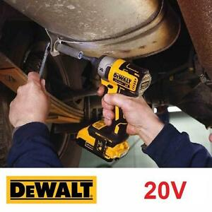 NEW DEWALT 20V DRILL DRIVER COMBO MAX LITHIUM ION BRUSHLESS HAMMER DRILLS IMPACT DRIVERS POWER HAND TOOL BATTERY