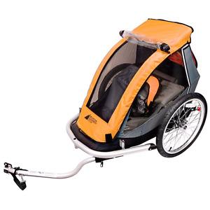 Chariot Mec croozer 1 place remorque velo et jogging