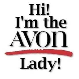 Avon rep lady