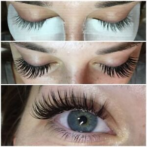 Special on Eyelash extensions with synthetic mink
