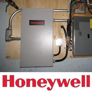NEW* HONEYWELL TRANSFER SWITCH BOX - 124725131 - 2 POLE 200 AMP 120/230 VOLT SERVICE RATED SWITCHES BREAKER BREAKERS ...