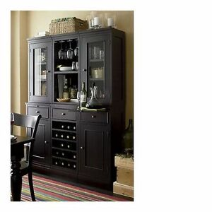 Crate and Barrel McAllister Modular Buffet and Hutch Cambridge Kitchener Area image 1