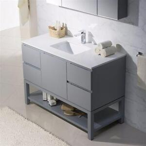 "48"" Modern Bathroom Vanity- ON SALE"