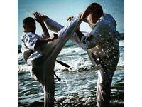 Kyokushin-full contact Karate!