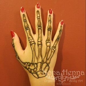 halloween henna tattoo/heena tatto/ tattoo/mehandi tattoo Regina Regina Area image 3