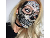 Terrifying Halloween Face Painting - AFFORDABLE- Face Painter - Special FX Make Up All London
