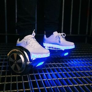 The BEST Christmas gift: Light up shoes + Hover boards ONLY $499