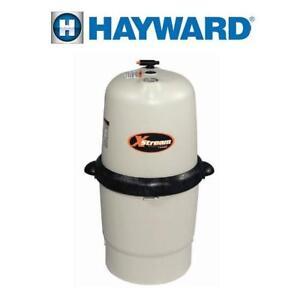 OB HAYWARD CARTRIDGE FILTER CC150CAN 186026811 XSTREAM, ABOVE GROUND, 150 SQ FT EFFECTIVE FILTRATION AREA, OPEN BOX