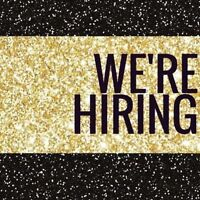 Looking for an Aesthetician to join our team!