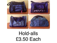 HOLDALL/SPORTS/LUGGAGE/HOLIDAY BAGS