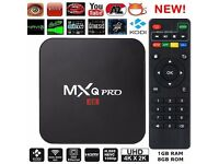 fully loaded-- tv box --android 6.0--kodi--mobdro
