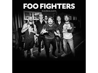 Foo Fighters Plus Special Guests 22/23 June 2018 @The London Stadium