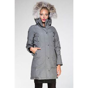 Artic Bay Parka - Charlotte - Gray