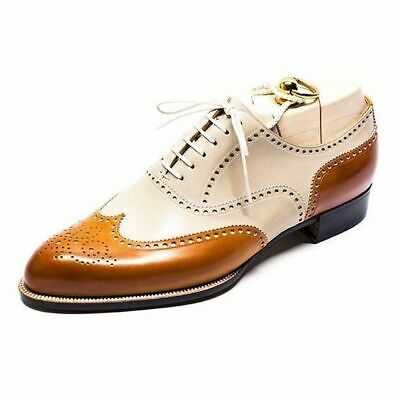 Handmade Best Men's Shoes And Footwear, Oxford Formal Dress Leather (Best Men's Dress Oxford Shoes)
