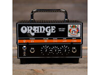 Orange Micro Dark Terror 20w Guitar Amp Head