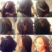 Weaving & Braiding  hair