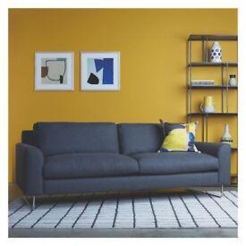 Habitat Sofa - Lyle 3 Seater, Good Condition
