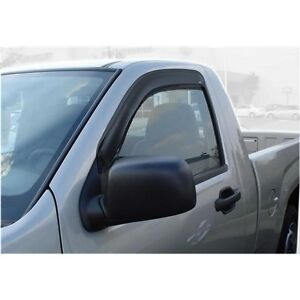 Ford Vent Visors $ 65.00 only 1 in stock 04-08 F150 Crew Cab