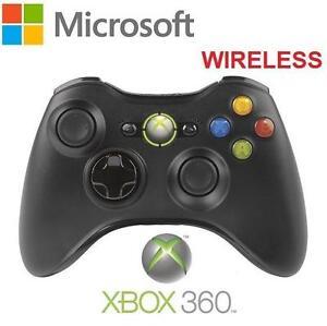 REFURB XBOX 360 WIRELESS CONTROLLER - 99708878 - MICROSOFT - BLACK - VIDEO GAME ACCESSORIES