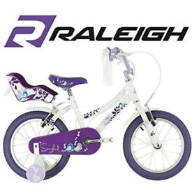 "NEW Raleigh Songbird 16"" RRP 115.99"