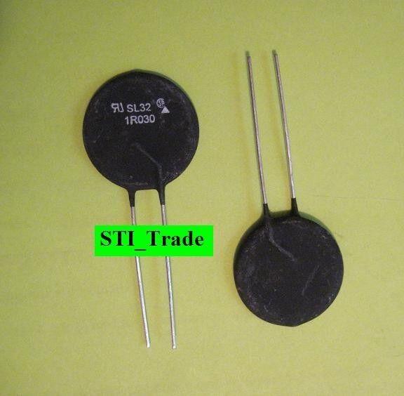 2X SG379  TRANE XV90 Thermistor (Ametherm SL32 1R030) 30A,1 Ohm  ICL Thermistor