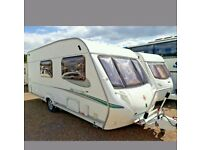 2006 ABBEY EXPRESSION 520 FITTED MOTORMOVER TOP OF THE RANGE MODEL READY TO GO