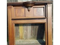 Reclaimed Victorian Fire surround.