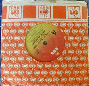 """Pop Rock - Mental As Anything Let's Go To Paradise Vinyl 7""""  1986"""