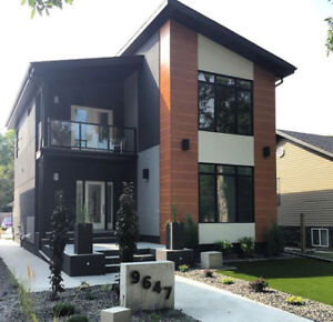 RARE Opportunity:  Beautiful Modern Infill Home in Ritchie