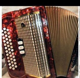Hohner Gaelic Ivs Button Box Accordion