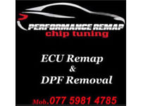 Ecu Remap, DPF & EGR delete / Complete solutions, Vehicle Repairs, Cars and Vans DPF delete